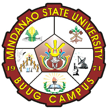 Mindanao State University - Buug Official Logo